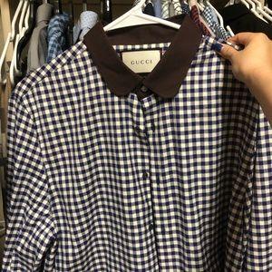Gucci mens dressshirt